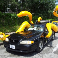Houston Art Car