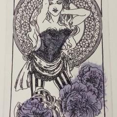 Camellia - Purple